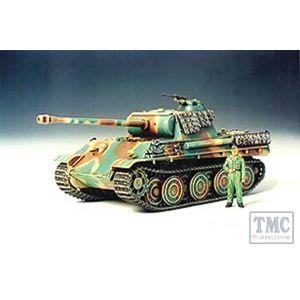 35174 Tamiya 1:35 Scale Panther G w/Steel Wheels