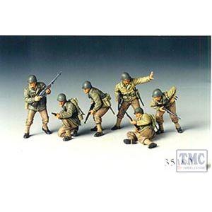 35192 Tamiya 1:35 Scale U.S. Army Assault Infantry