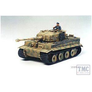 35194 Tamiya 1:35 Scale German Tiger I Mid Production