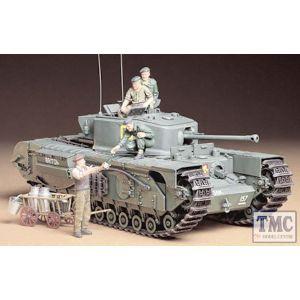 35210 Tamiya 1:35 Scale British Churchill VII
