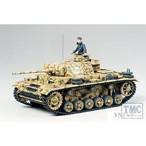 35215 Tamiya 1:35 Scale German Pz. Kpfw. III Ausf. L