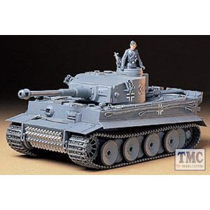 35216 Tamiya 1:35 Scale German Tiger I Early Production