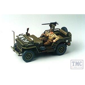 35219 Tamiya 1:35 Scale Jeep Willys MB. 1/4 - Ton Truck