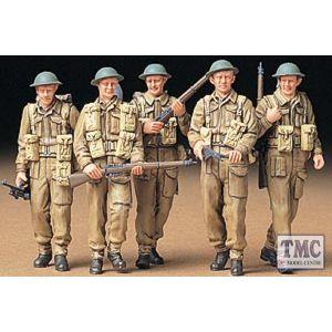 35223 Tamiya 1:35 Scale British Infantry on Patrol