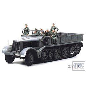 35239 Tamiya 1:35 Scale German 18 ton Half - Track FAMO