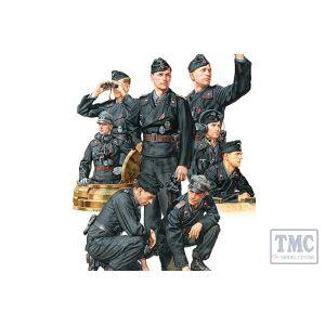 35354 Tamiya 1:35 Scale German Tank Crew Set