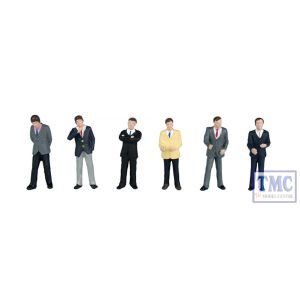 36-040 OO Gauge Scenecraft Businessmen