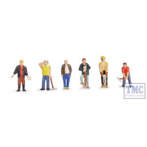 36-042 OO Gauge Scenecraft Construction Workers