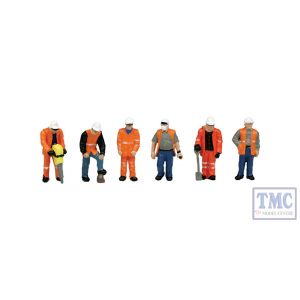 36-049 OO Gauge Scenecraft Trackside Workers