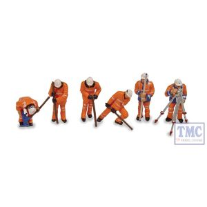 36-050 OO Gauge Scenecraft Permanent Way Workers