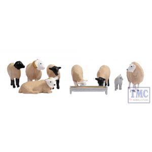 36-083 OO Gauge Scenecraft Sheep