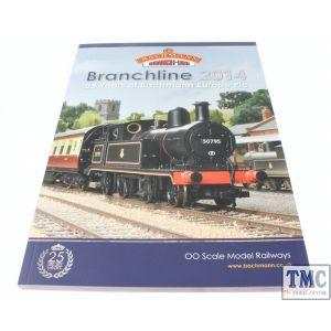36-2014 Bachmann OO/HO Gauge Branchline Catalogue 2014