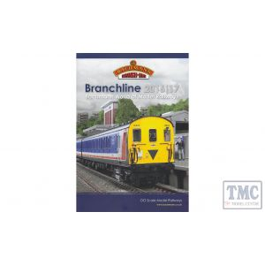 36-2016 Bachmann OO Gauge Branchline Catalogue 2015/16