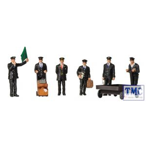 36-404 OO Gauge Scenecraft 1940/50s Station Staff