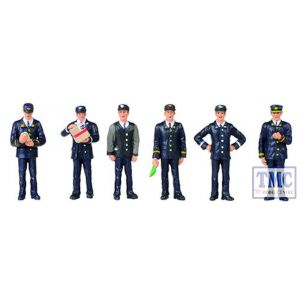 36-405 OO Gauge Scenecraft 1960/70s Station Staff