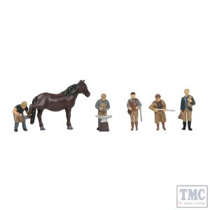 36-415 Scenecraft OO Gauge Rural Tradesmen