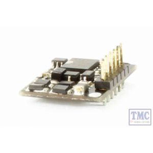 36-556RA Bachmann E-Z Command 90Degree 6 Pin DCC Decoder (DC Compatible) + Back EMF