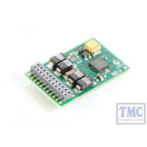36-557 Bachmann E-Z Command 1 Amp 4 Func. 21 Pin DCC Decoder (DC Compatible)