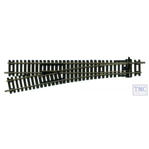 36-877 Bachmann OO Gauge Left-hand Express Point Radius 852mm Arc 11.25 Degree