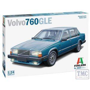 3623 Italeri 1:24 Scale Volvo 760 GLE