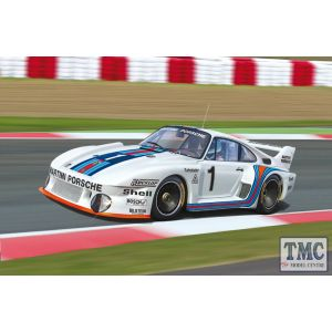3639 Italeri 1/25 Porsche 935 (Plastic Kit)