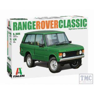 3644 Italeri Range Rover Classic