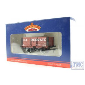 37-075R Bachmann OO/HO Gauge Private Owner 7-Plank Wagon 'H.J.Redgate'