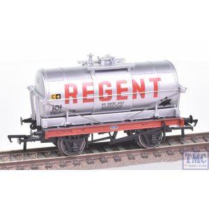 37-2013K1 Bachmann OO Gauge 14T Tank Wagon REGENT 101 (BCC)(Mint)(Pre-owned)