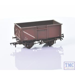 37-256A Bachmann OO Gauge BR 16T Steel Mineral Wagon BR Bauxite (Early) - Includes Wagon Load