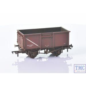37-376D Bachmann OO Gauge 16T Steel Mineral Wagon Pressed End Door MOT Bauxite - Includes Wagon Load