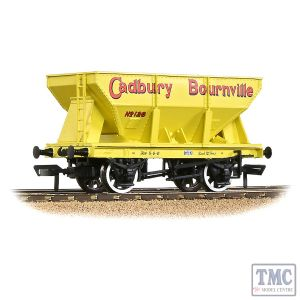 37-510 Bachmann OO Gauge 24T Ore Hopper 'Cadbury Bournville' Yellow