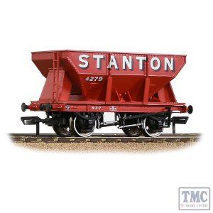 37-511 Bachmann OO Gauge 24T Ore Hopper 'Stanton' Red