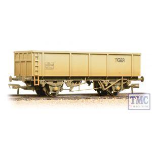 37-550B Bachmann OO Gauge 46T POA Mineral Wagon 'Tiger' Weathered