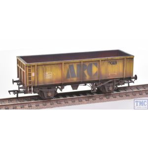 37-552C Bachmann OO Gauge 46T POA Mineral Wagon ARC TIGER with Deluxe Weathering by TMC