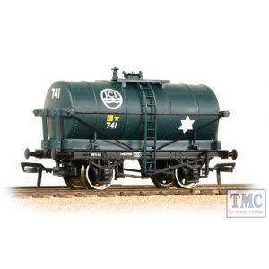 37-656A Bachmann OO Gauge 14 Ton Tank Wagon 'ICI Chemicals'