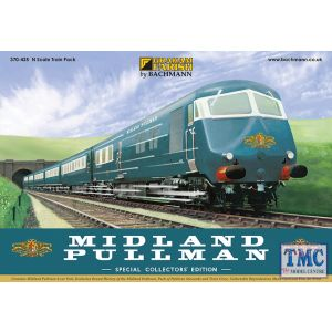 370-430 Graham Farish N Gauge Capital Connection Train Pack
