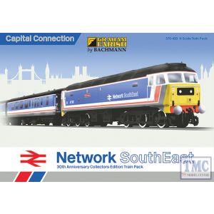 370-430 Graham Farish N Gauge Capital Connection Train Pack