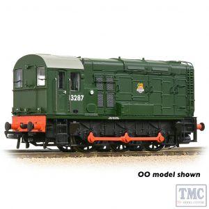 371-013 Graham Farish N Gauge Class 08 13287 BR Green (Early Emblem)