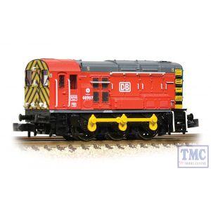 371-024 Graham Farish N Gauge Class 08 08907 DB Schenker