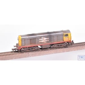 371-034A Graham Farish N Gauge Class 20/0 Headcode Box 20156 BR Railfreight (Red Stripe)