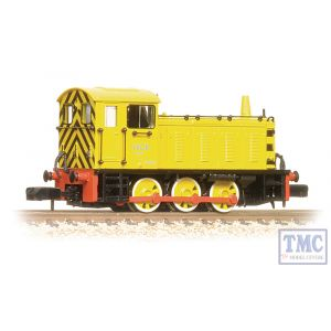 371-054 Graham Farish N Gauge Class 04 D2332 Lloyd NCB Yellow