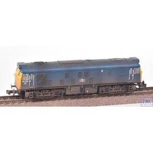 371-087A Graham Farish N Gauge Class 25/1 25225 BR Blue
