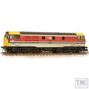 371-113 Graham Farish N Gauge Class 31/1 97204 BR RTC (Revised)