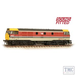 371-113SF Graham Farish N Scale Class 31/1 97204 BR RTC (Revised)