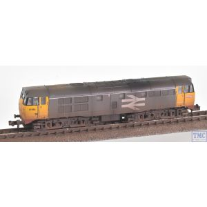 371-135SF Graham Farish N Scale Class 31/1 Refurbished 31154 BR Railfreight