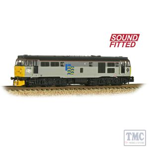 371-136SF Graham Farish N Scale Class 31/1 Refurbished 31319 BR Railfreight Petroleum Sector