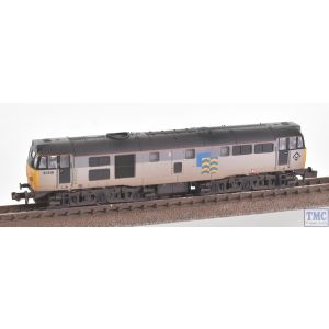 371-136SF Graham Farish N Scale Class 31/1 Refurbished 31319 BR Railfreight Petroleum Sector