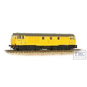 371-137 Graham Farish N Gauge Class 31/6 Refurbished 31602 Network Rail Yellow