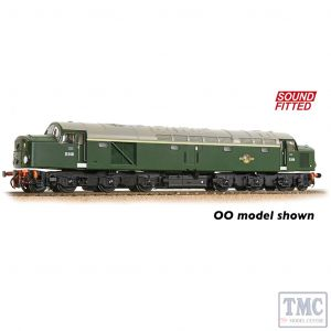 371-180ASF Graham Farish N Gauge Class 40 Disc Headcode D248 BR Green (Late Crest) - Sound Fitted