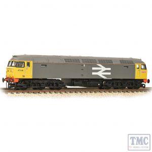 371-249 Graham Farish N Gauge Class 47/0 47018 BR Railfreight